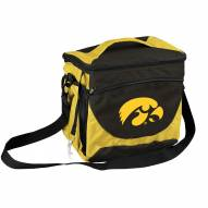 Iowa Hawkeyes 24 Can Cooler