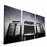 "Iowa Hawkeyes 24"" x 48"" Stadium Canvas Print"
