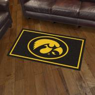 Iowa Hawkeyes 3' x 5' Area Rug