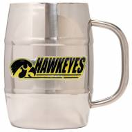 Iowa Hawkeyes 32 oz. Macho Barrel Mug