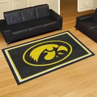 Iowa Hawkeyes 5' x 8' Area Rug