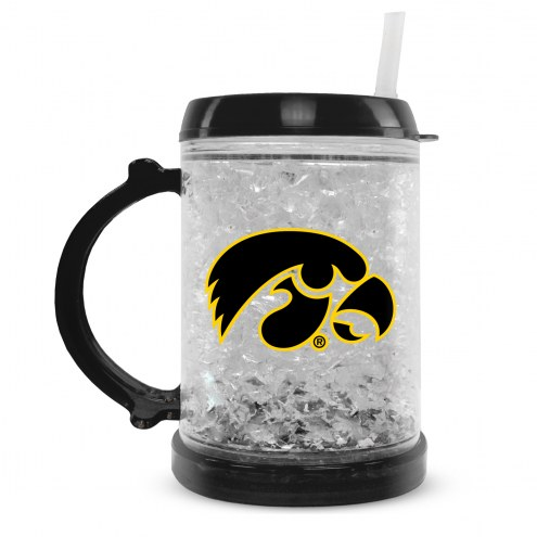 Iowa Hawkeyes 8 oz. Junior Crystal Freezer Mug