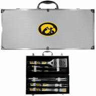 Iowa Hawkeyes 8 Piece Tailgater BBQ Set
