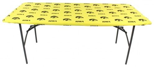 Iowa Hawkeyes 8' Table Cover
