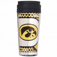 Iowa Hawkeyes Acrylic Travel Tumbler