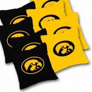 Iowa Hawkeyes Cornhole Bags
