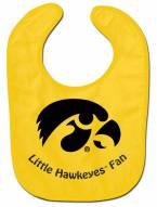 Iowa Hawkeyes All Pro Little Fan Baby Bib