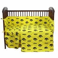 Iowa Hawkeyes Baby Crib Set