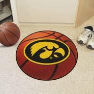 Iowa Hawkeyes Basketball Mat