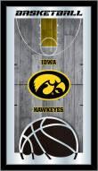 Iowa Hawkeyes Basketball Mirror