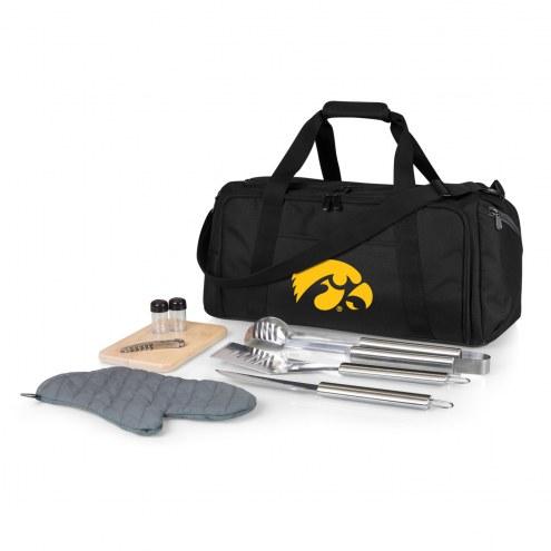 Iowa Hawkeyes BBQ Kit Cooler