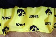 Iowa Hawkeyes Bed Skirt