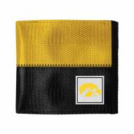 Iowa Hawkeyes Belted BiFold Wallet