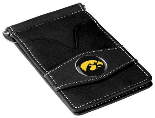 Iowa Hawkeyes Black Player's Wallet