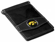 Iowa Hawkeyes Black Player's Wallet