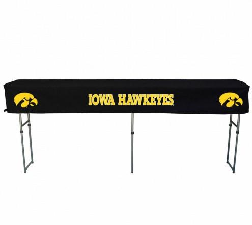 Iowa Hawkeyes Buffet Table & Cover