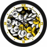 Iowa Hawkeyes Candy Wall Clock