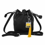 Iowa Hawkeyes Charming Mini Bucket Bag