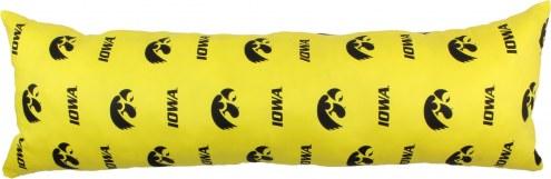 """Iowa Hawkeyes 20"""" x 60"""" Body Pillow"""