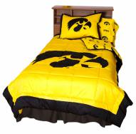 Iowa Hawkeyes Comforter Set