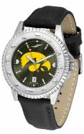 Iowa Hawkeyes Competitor AnoChrome Men's Watch
