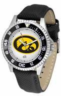 Iowa Hawkeyes Competitor Men's Watch