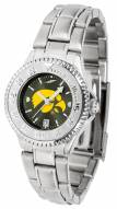 Iowa Hawkeyes Competitor Steel AnoChrome Women's Watch
