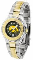 Iowa Hawkeyes Competitor Two-Tone AnoChrome Women's Watch