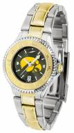 Iowa Hawkeyes Competitor Two-Tone AnoChrome Women's Watch