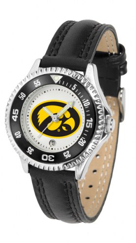 Iowa Hawkeyes Competitor Women's Watch