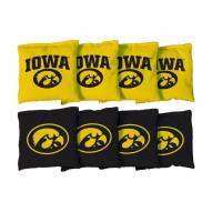 Iowa Hawkeyes Cornhole Bag Set