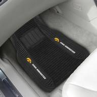 Iowa Hawkeyes Deluxe Car Floor Mat Set