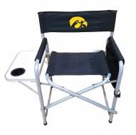 Iowa Hawkeyes Director's Chair