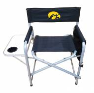 Iowa Hawkeyes Director's Chair