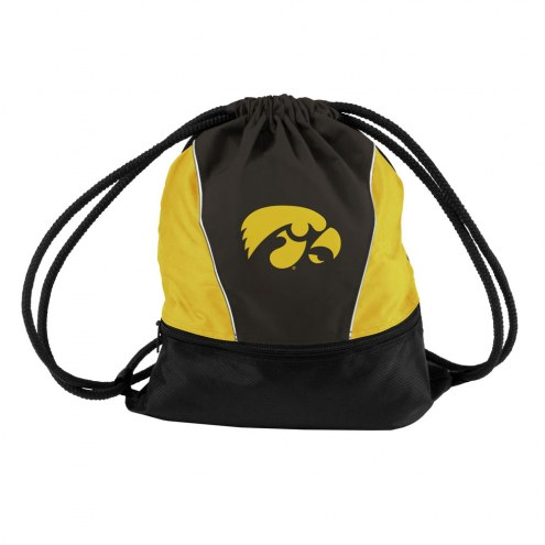 Iowa Hawkeyes Drawstring Bag