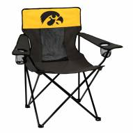 Iowa Hawkeyes Elite Tailgating Chair