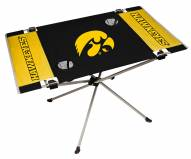 Iowa Hawkeyes Endzone Table