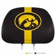 Iowa Hawkeyes Full Print Headrest Covers