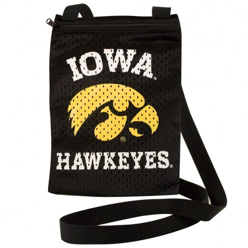 Iowa Hawkeyes Game Day Pouch