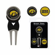 Iowa Hawkeyes Golf Divot Tool Pack