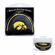 Iowa Hawkeyes Golf Mallet Putter Cover