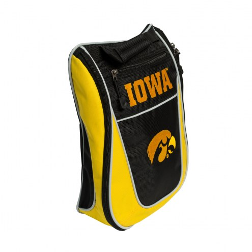 Iowa Hawkeyes Golf Shoe Bag