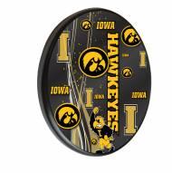 Iowa Hawkeyes Digitally Printed Wood Sign