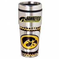 Iowa Hawkeyes Hi-Def Travel Tumbler