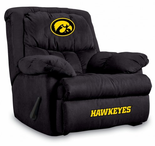 Iowa Hawkeyes Home Team Recliner