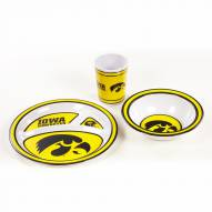 Iowa Hawkeyes Kid's Dish Set