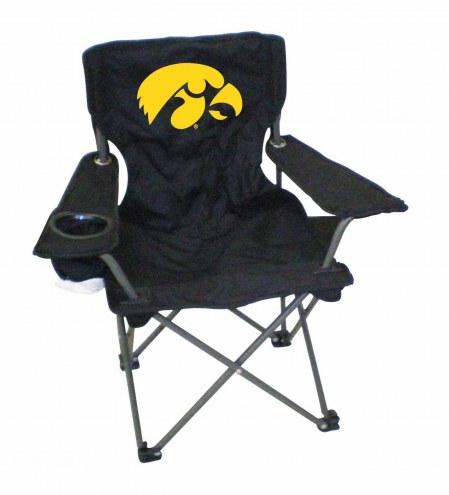 Iowa Hawkeyes Kids Tailgating Chair