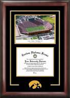 Iowa Hawkeyes Spirit Graduate Diploma Frame