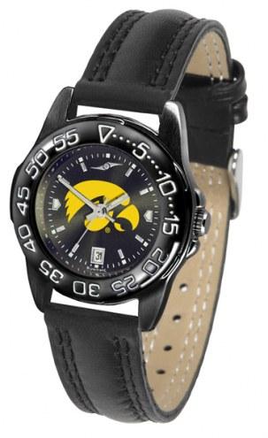 Iowa Hawkeyes Ladies Fantom Bandit AnoChrome Watch