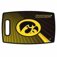 Iowa Hawkeyes Large Cutting Board